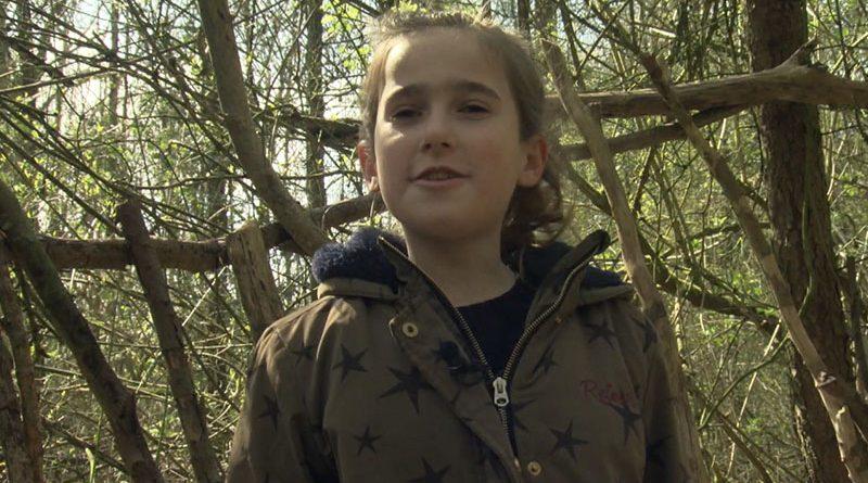Reporter Sara (9 jaar)